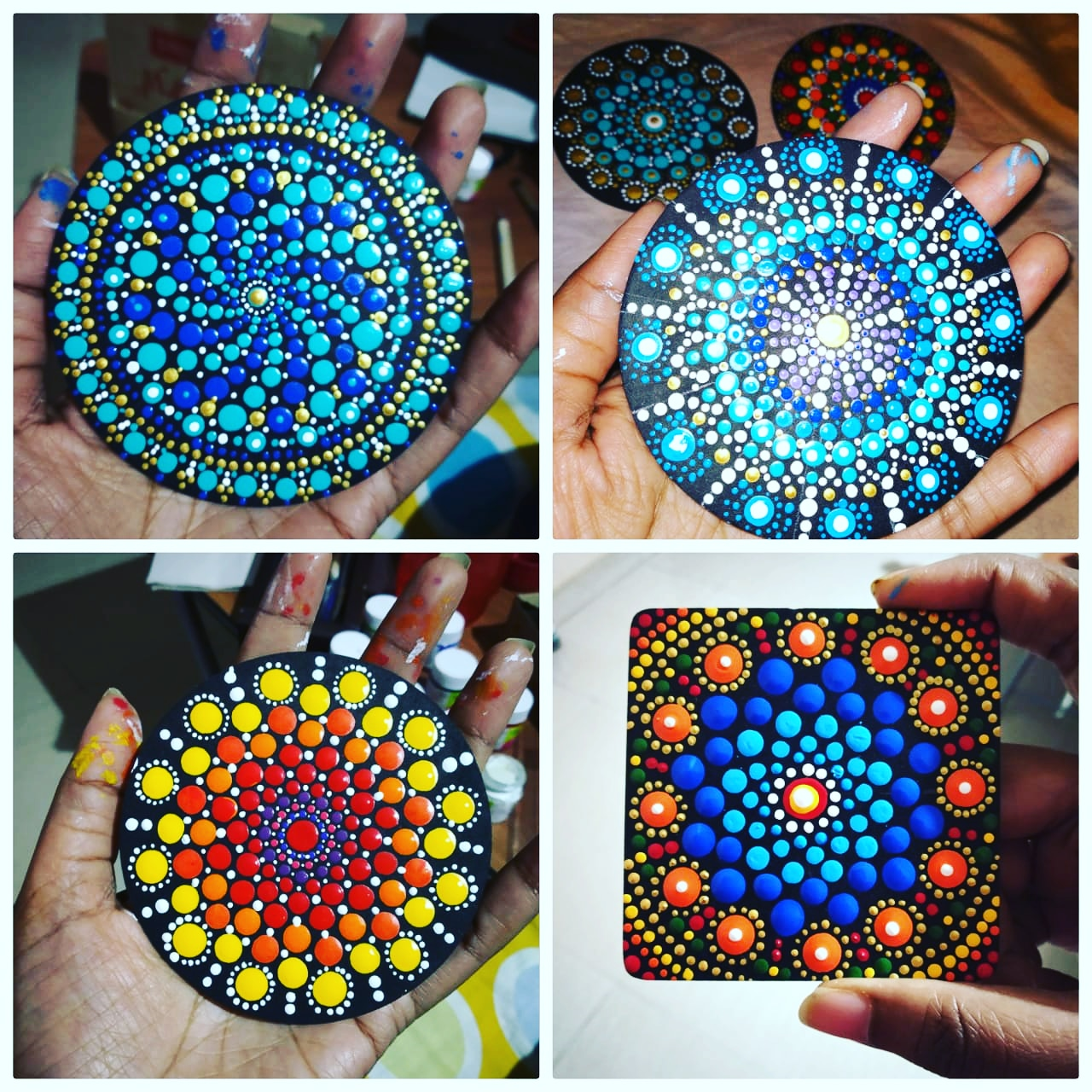 few dot creations