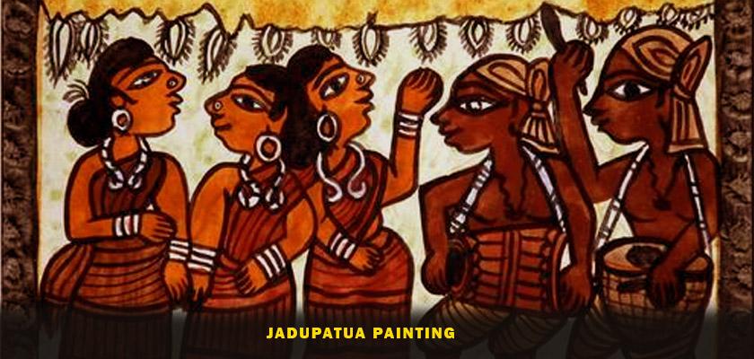 Jadupatua Painting