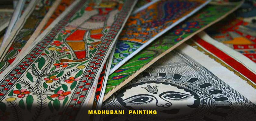 Madhubani Painting of Bihar