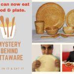 Attaware edible cutlery