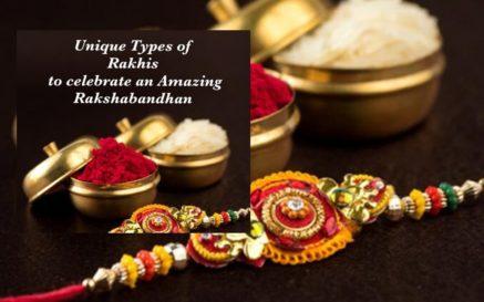 Rakhi Types