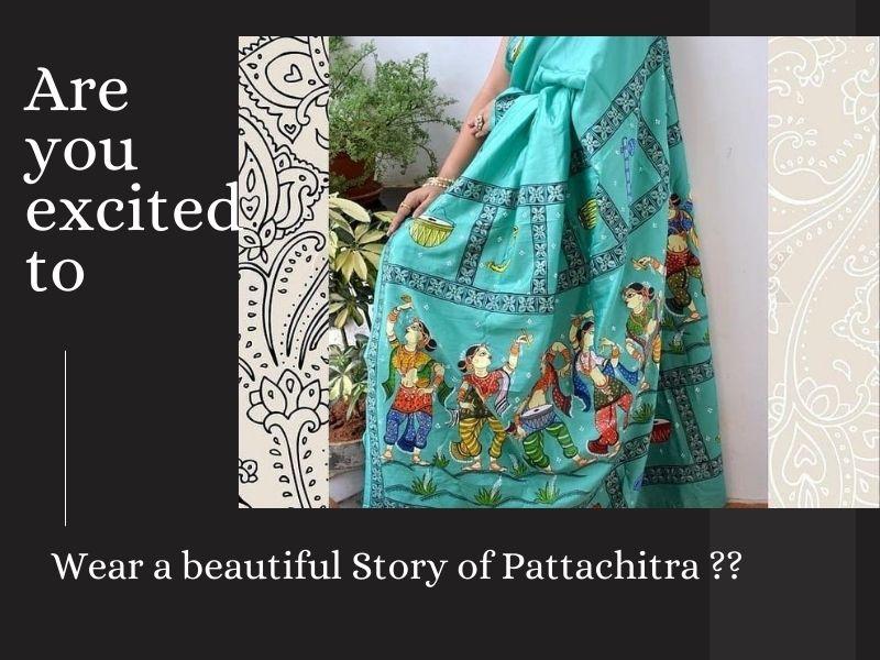 Pattachitra Sarees