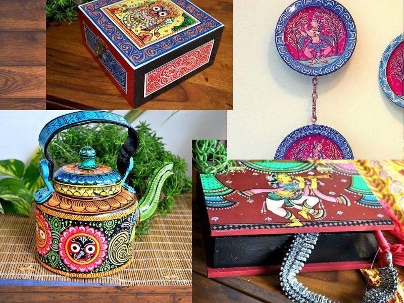 pattachitra motifs