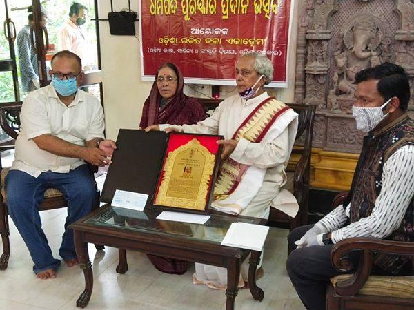 padma vibhushan Sudarsan Sahoo